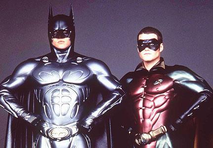 Film Fatale Batman and Robin Robin From Batman Movie